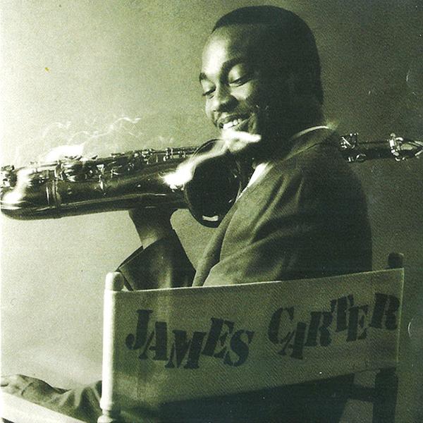Jc On The Set de James Carter
