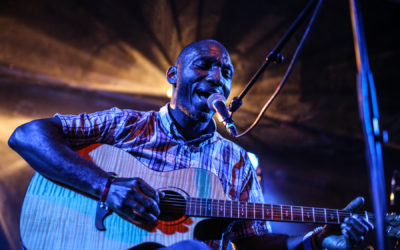 Cedric Burnside, review