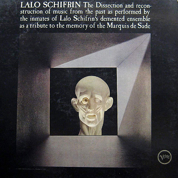 Marquis De Sade de Lalo Schifrin