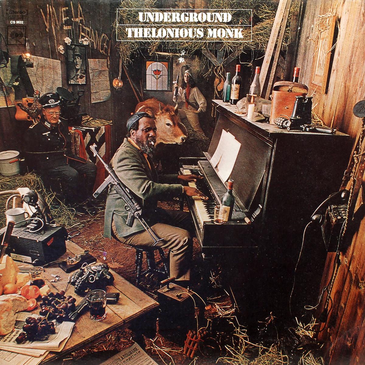 Album Underground de Thelonious Monk