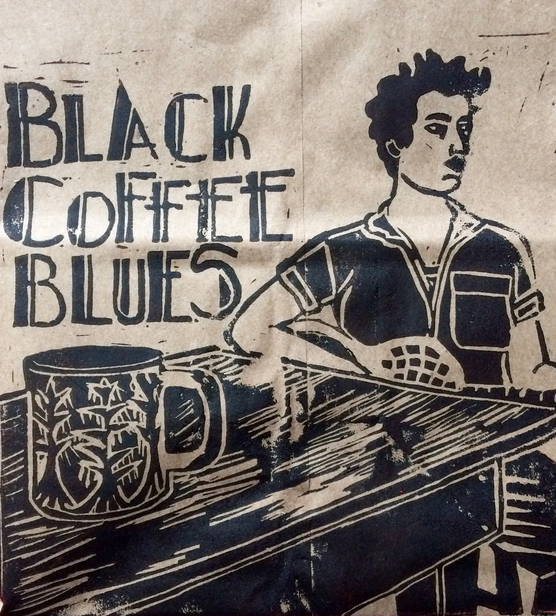 Black Coffee Blues d'Albanie Falletta