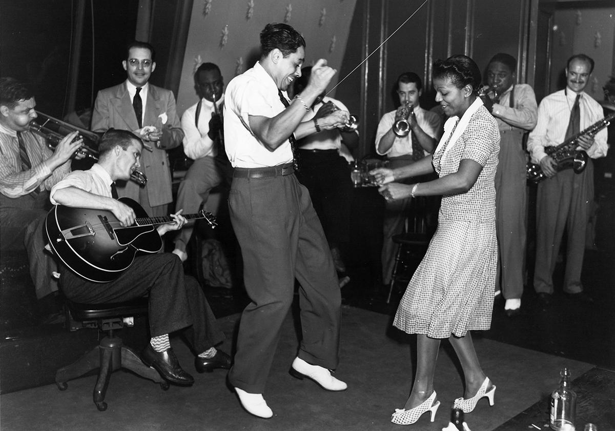 Danseurs, Swing