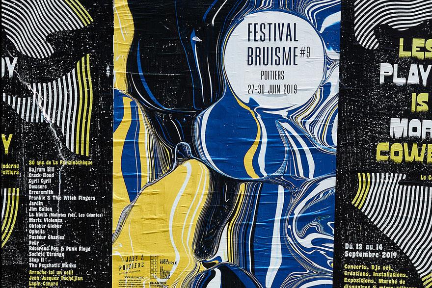 Festival Bruisme #9 à Poitiers 2019
