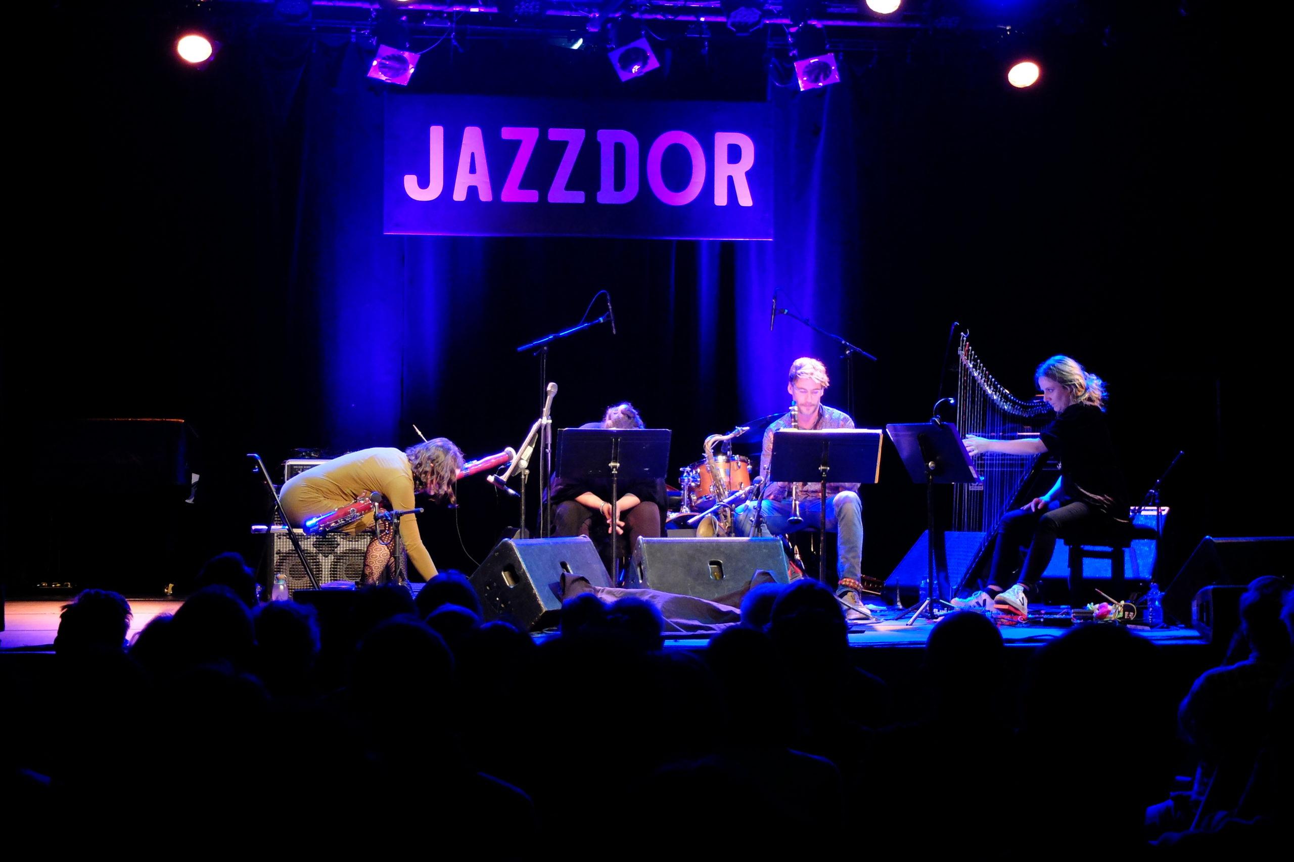Ikui Doki à Jazzdor