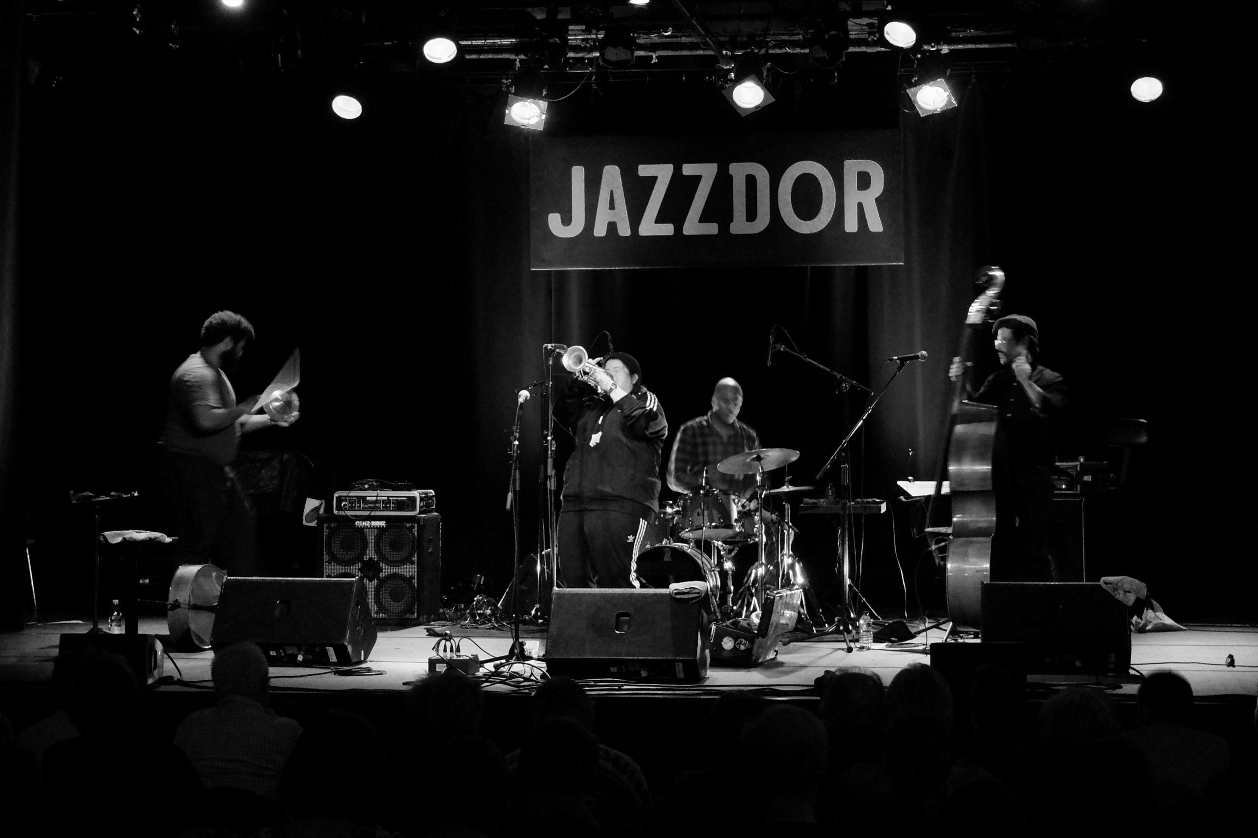 Jaimie Branch à Jazzdor
