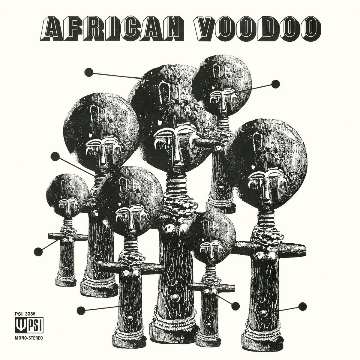 African Voodoo de Manu Dibango
