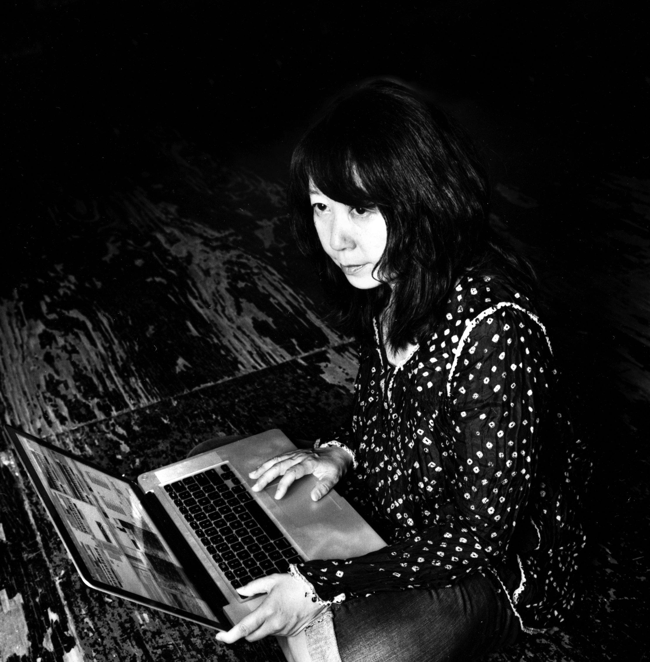 Ikue Mori, compositrice d'électroacoustique