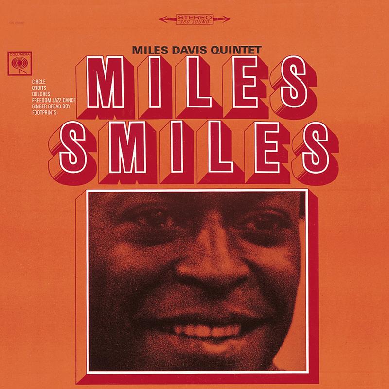 Miles Smiles de Miles Davis