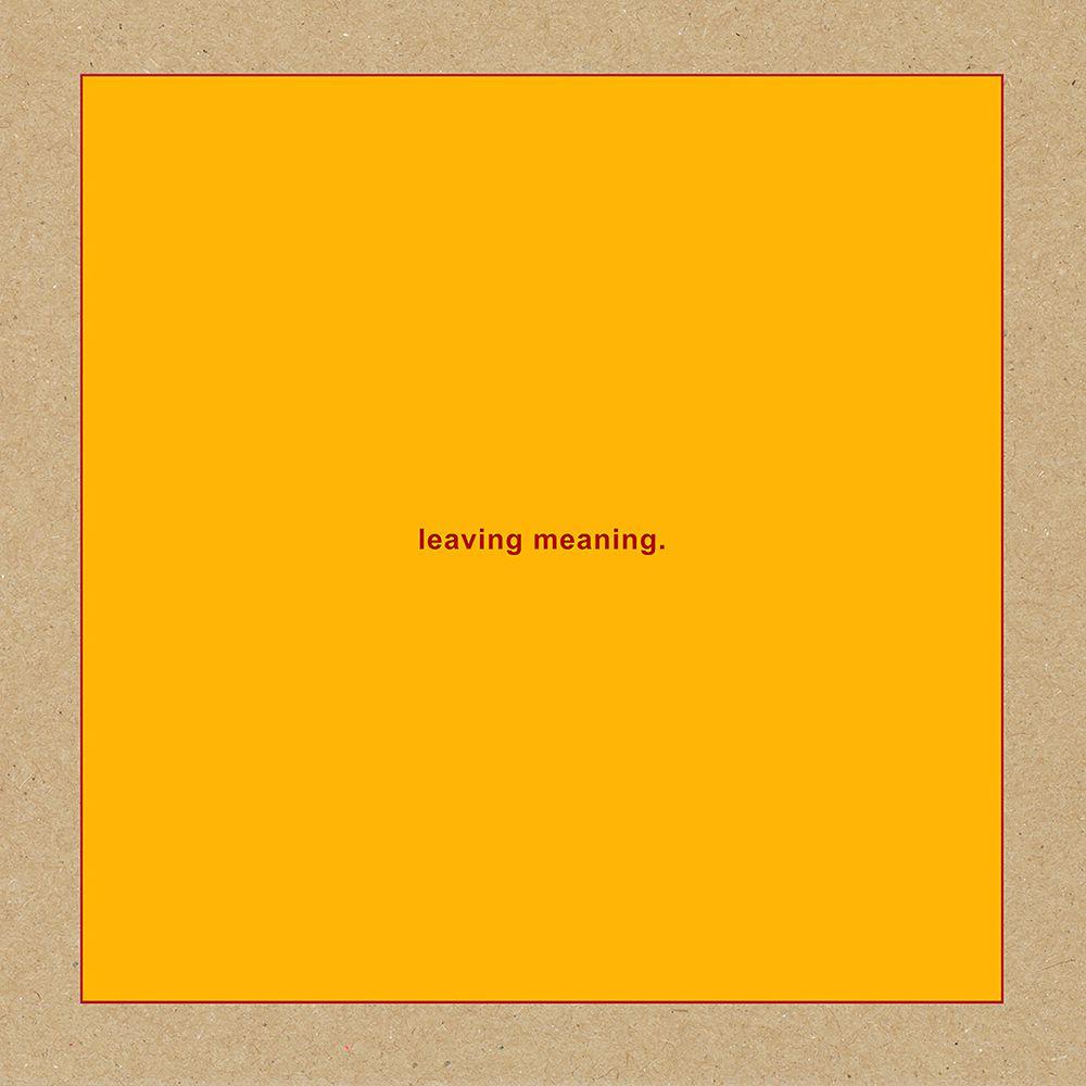 Leaving Meaning de Swans