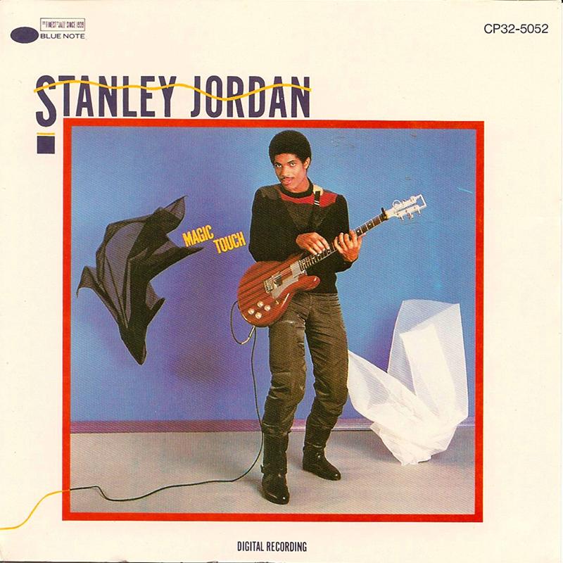 Magic Touch de Stanley Jordan