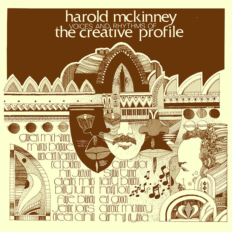 Voices And Rhythms Of The Creative Profile de Harold McKinney