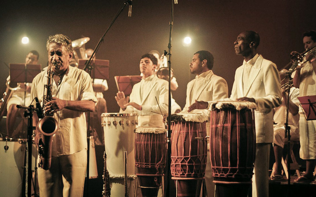 Baptista, Marsella et Orchestra Rumpilezz