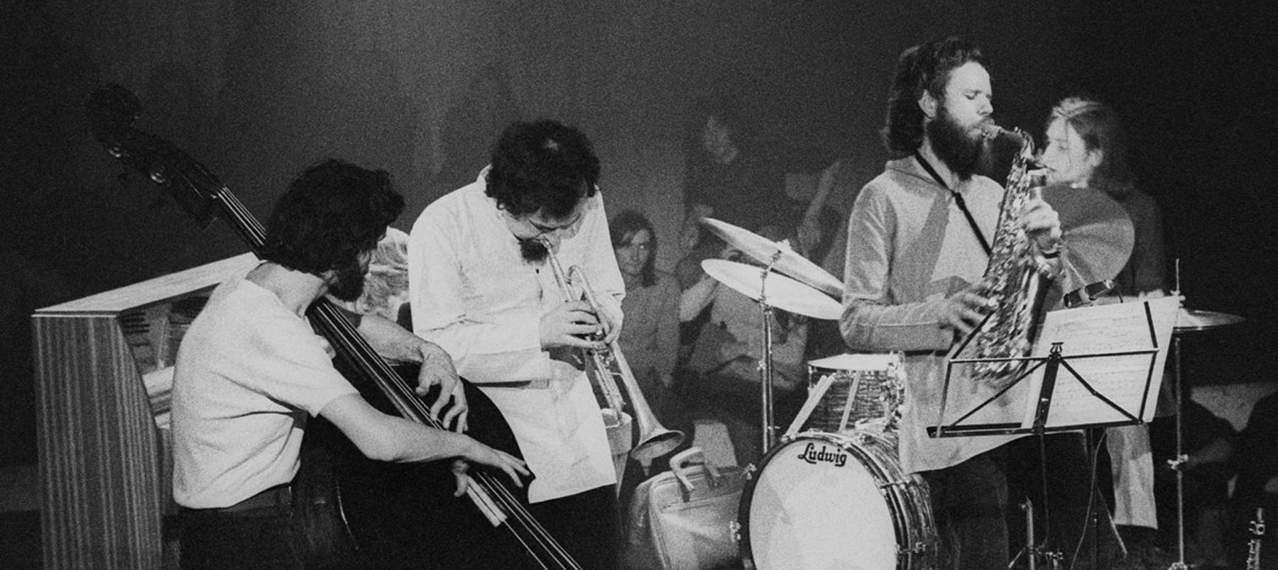 Free Jazz avec le groupe Workshop de Lyon