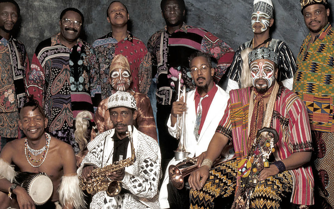 Sons d'Hiver 2020, Art Ensemble Of Chicago
