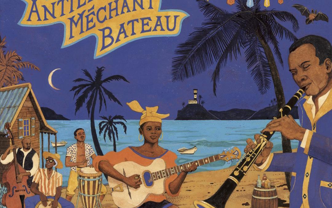 Antilles Méchant Bateau