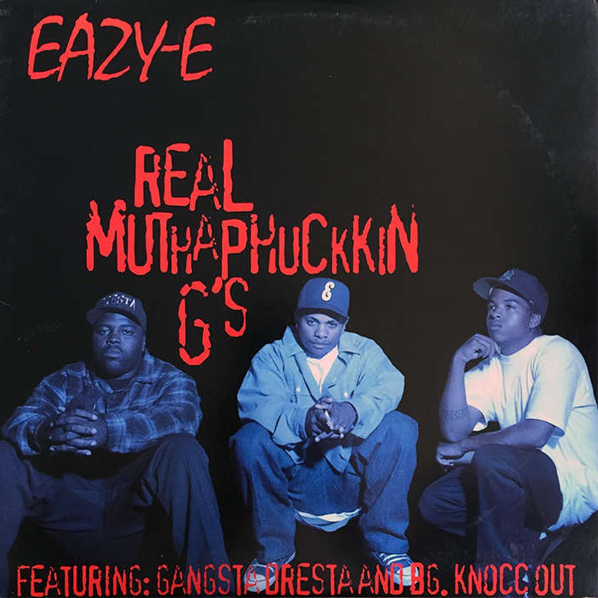 Real Compton City G's d'Eazy-E
