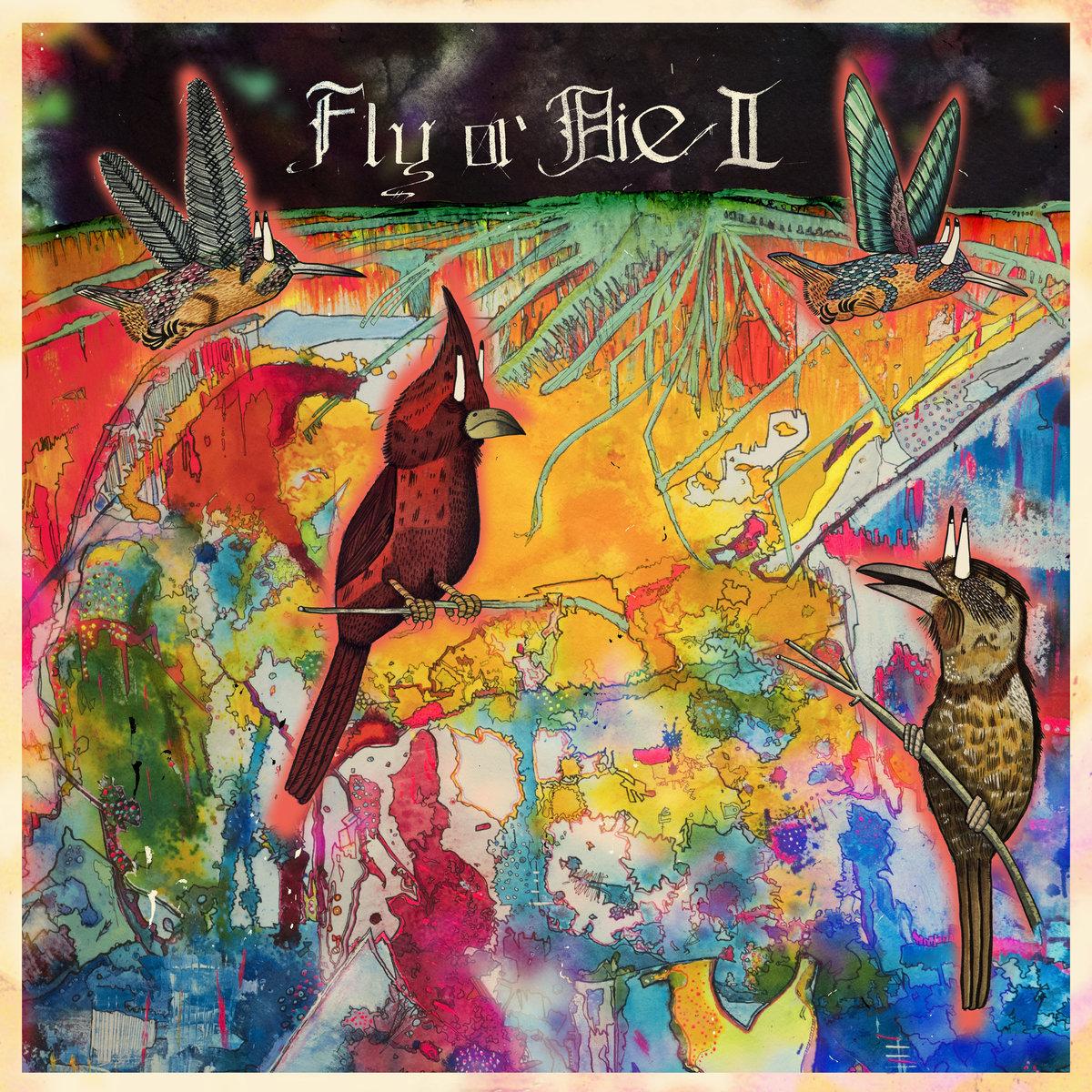 Fly or Die II de Jaimie Branch