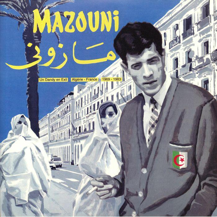 Pochette Un dandy en exil de Mazouni par Loulou Picasso