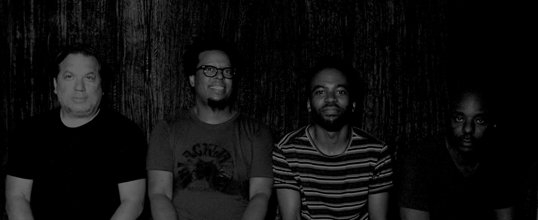 Chicago Underground Quartet : Rob Mazurek, Jeff Parker, Josh Johnson and Chad Taylor