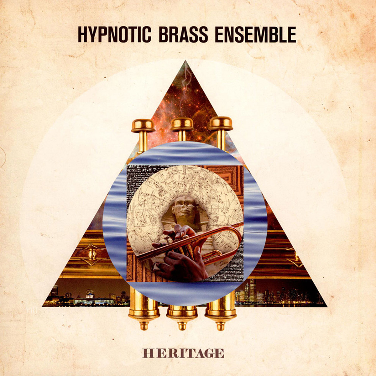 Hypnotic Brass Ensemble de The Heritage