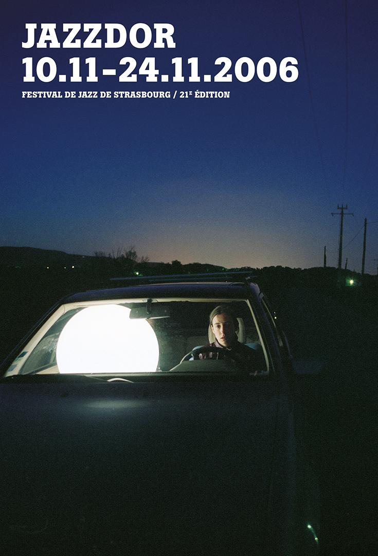 Affiche Jazzdor 2006