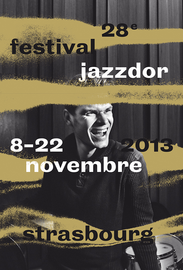Affiche Jazzdor 2013