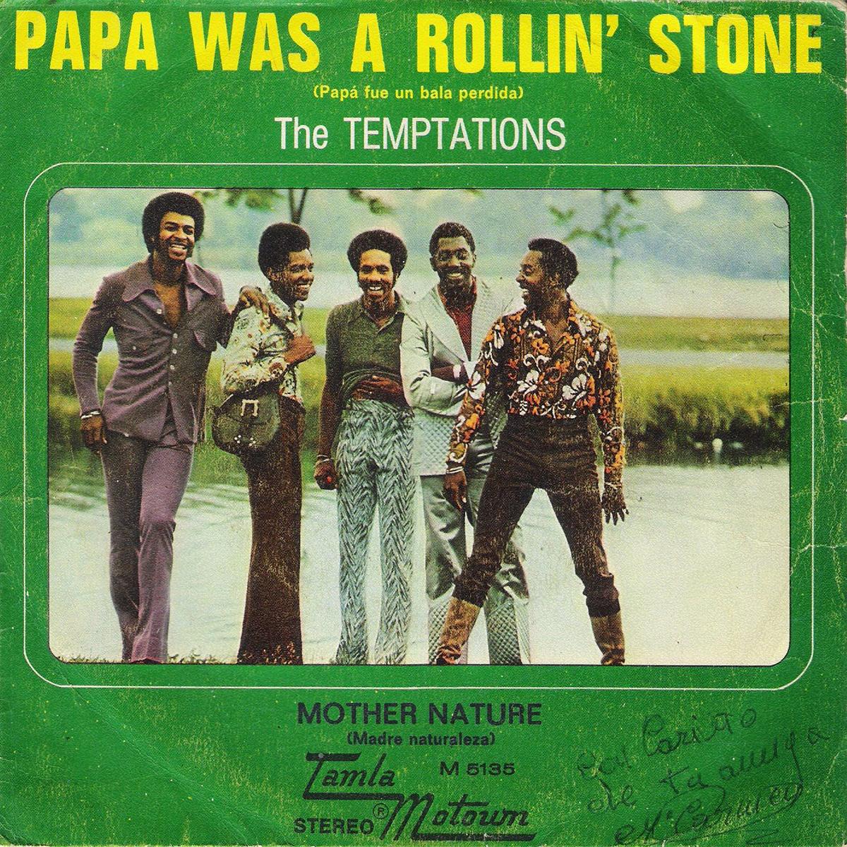 Papa Was A Rolling Stone de The Temptations