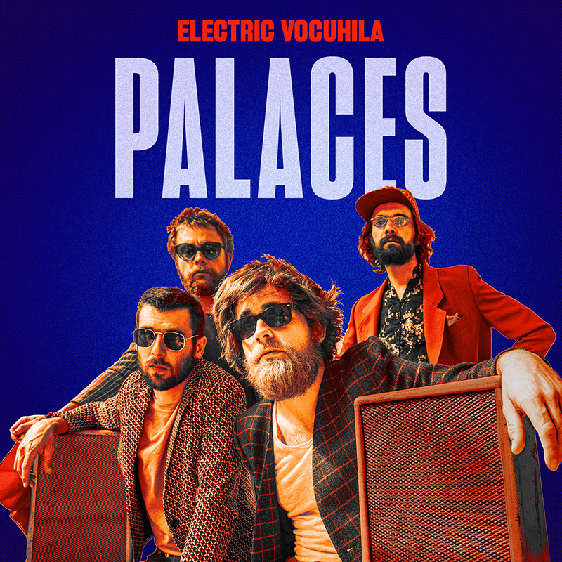 Palaces de Electric Vocuhila