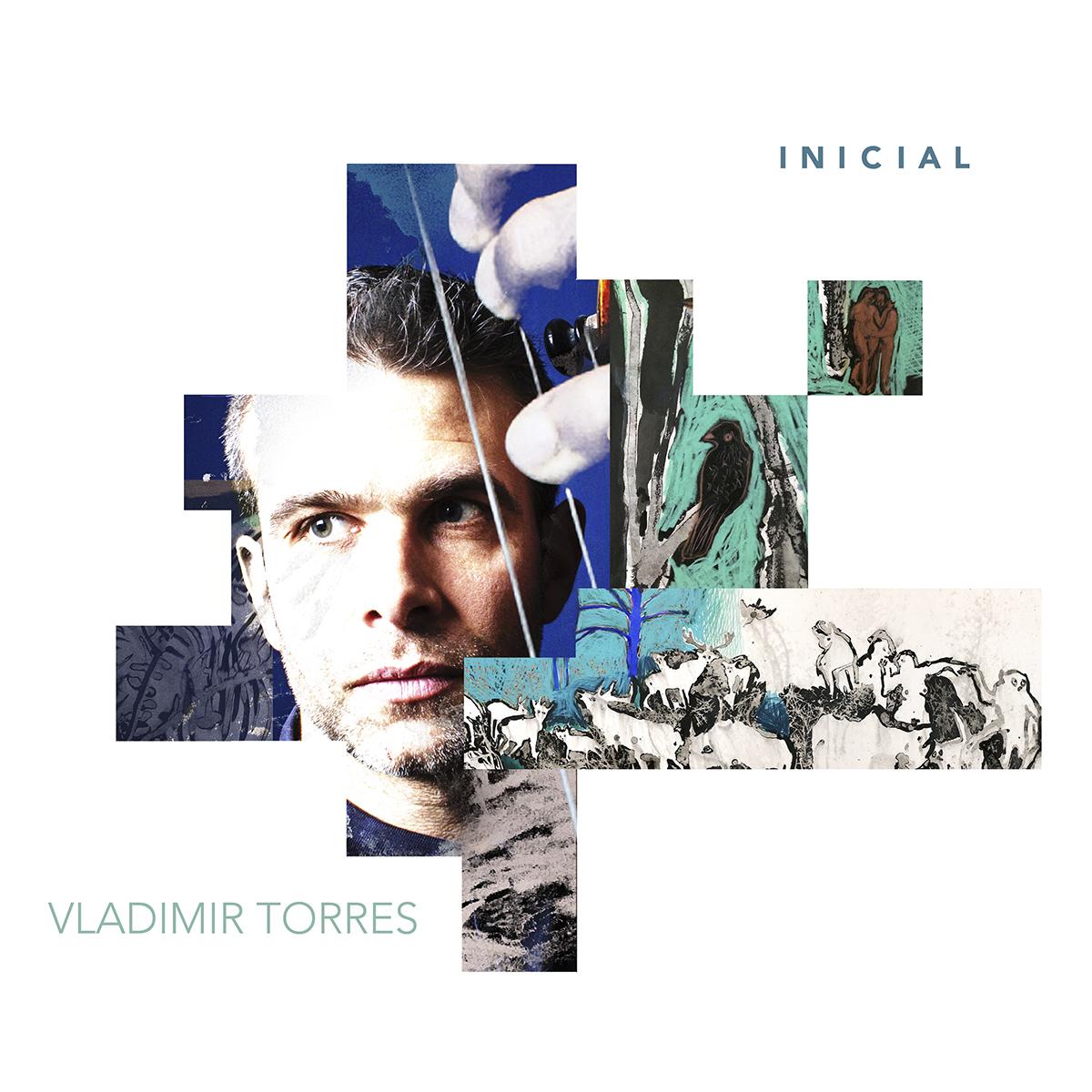 Couverture CD Vladimir Torres