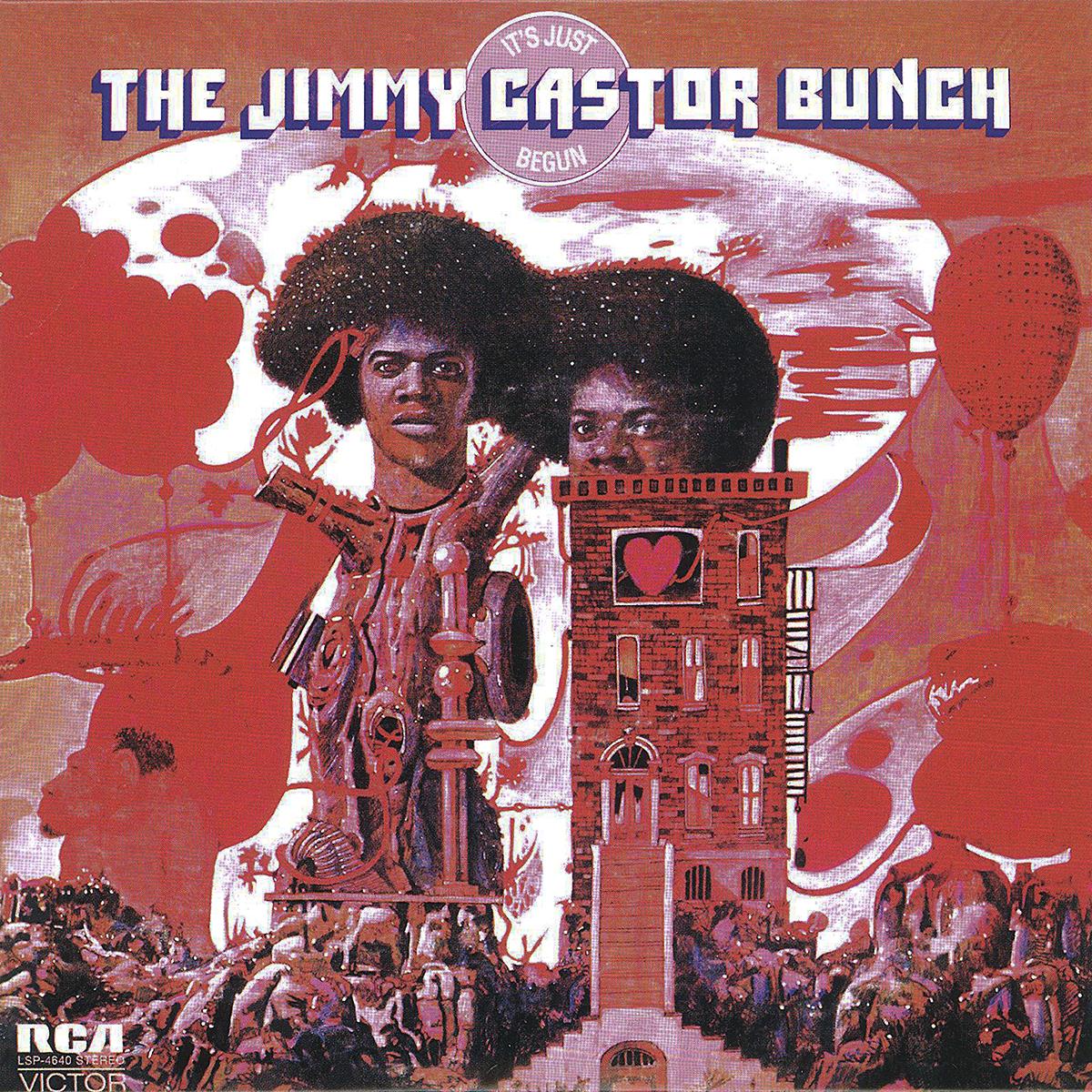 Pochette It's Just Begun de The Jimmy Castor Bunch