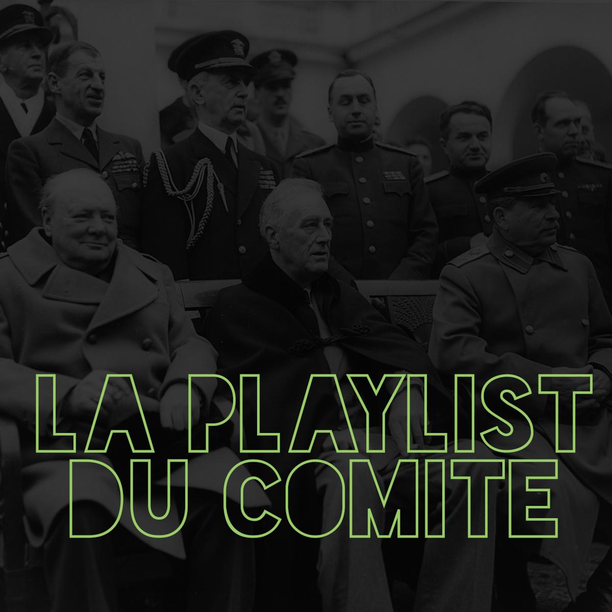La Playlist du Comité