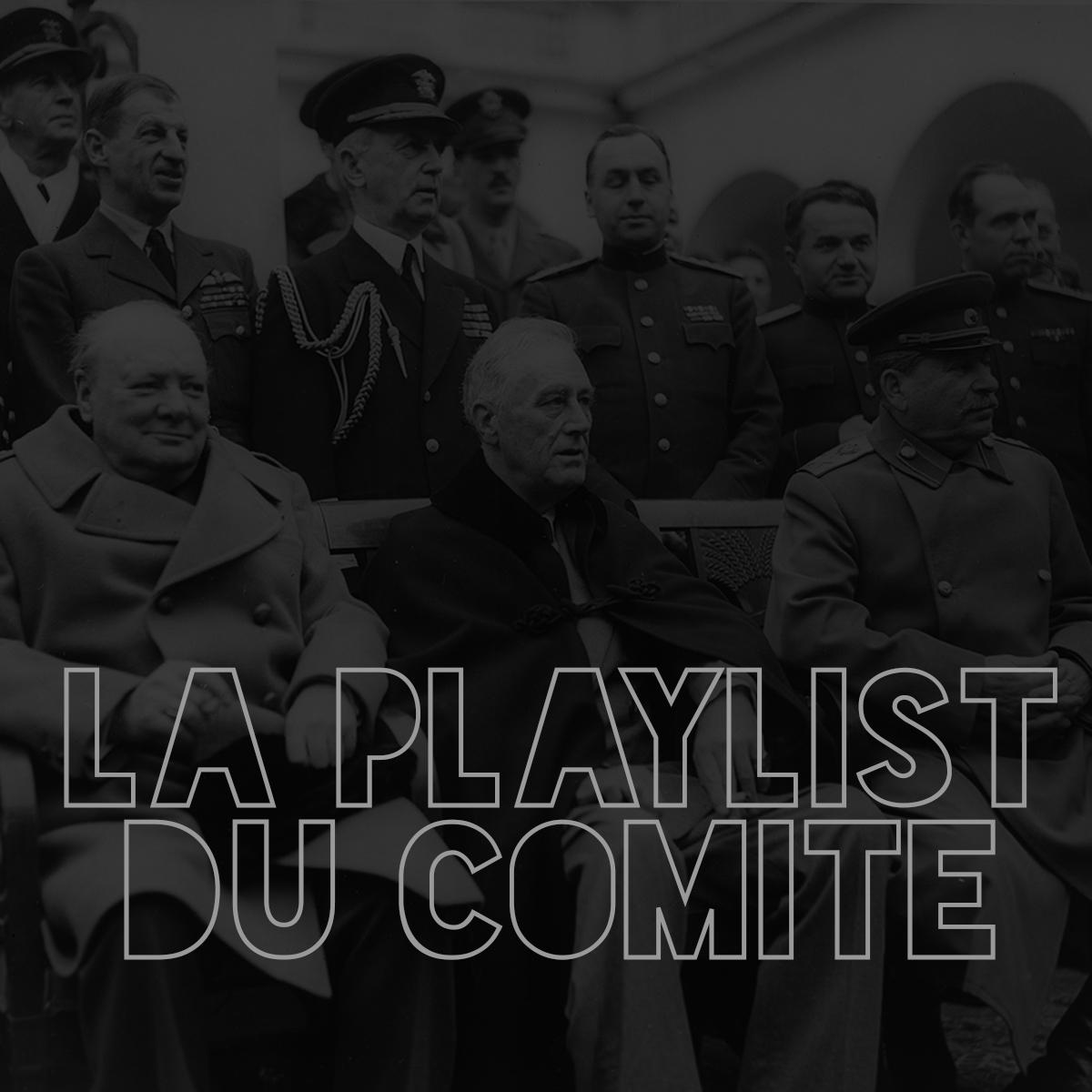 Playlist du Comité