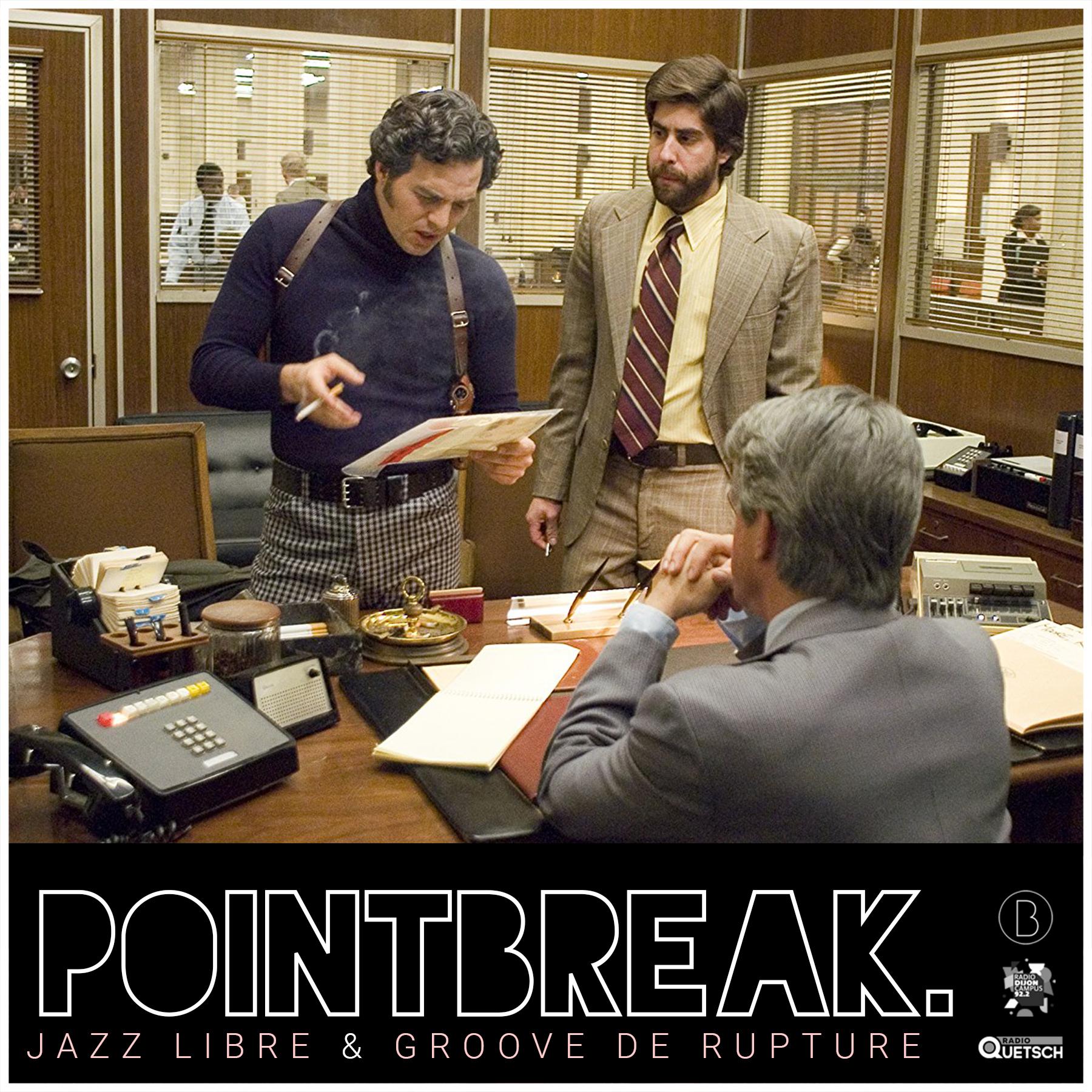 PointBreak, Radio Mix S03 E22
