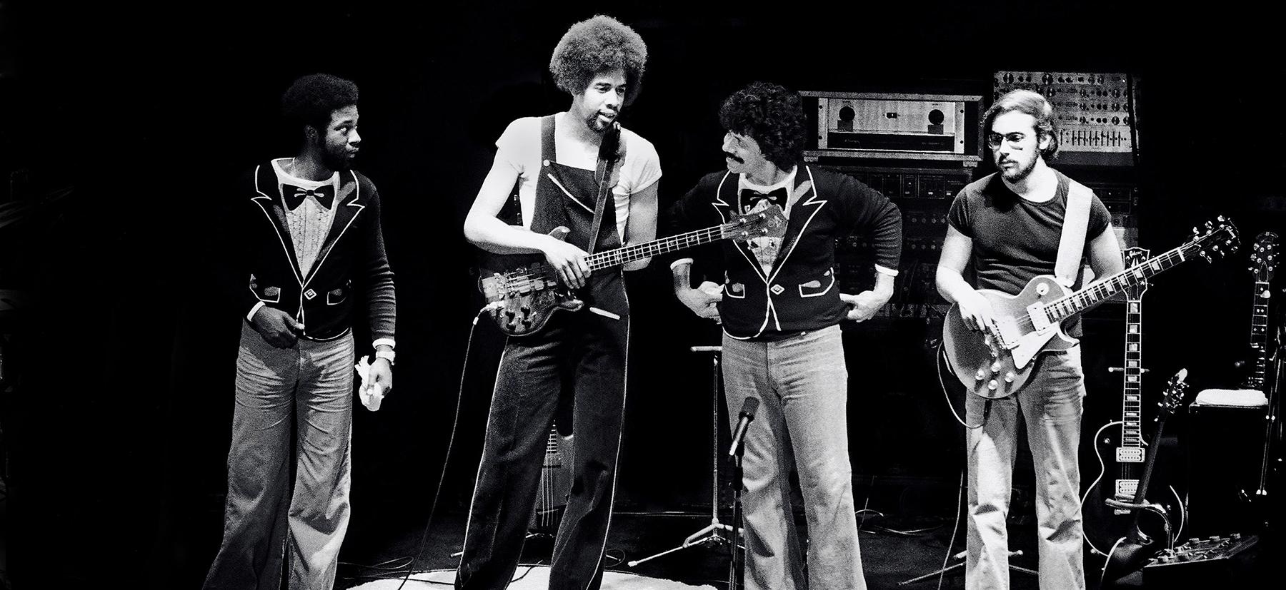 Jazz Fusion avec Return To Forever en 1976
