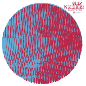 Blue To Red de Chip Wickham