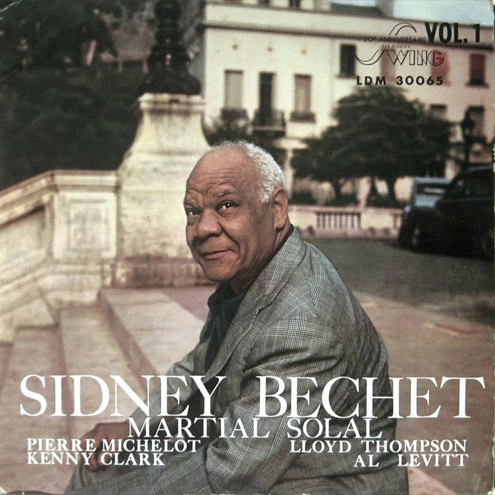 Sidney Bechet, Martial Sola