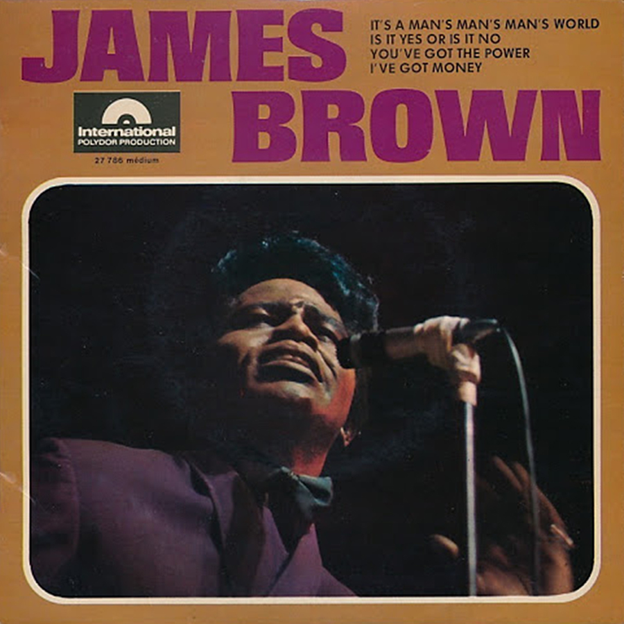 It's a Man's Man's Man's World de James Brown