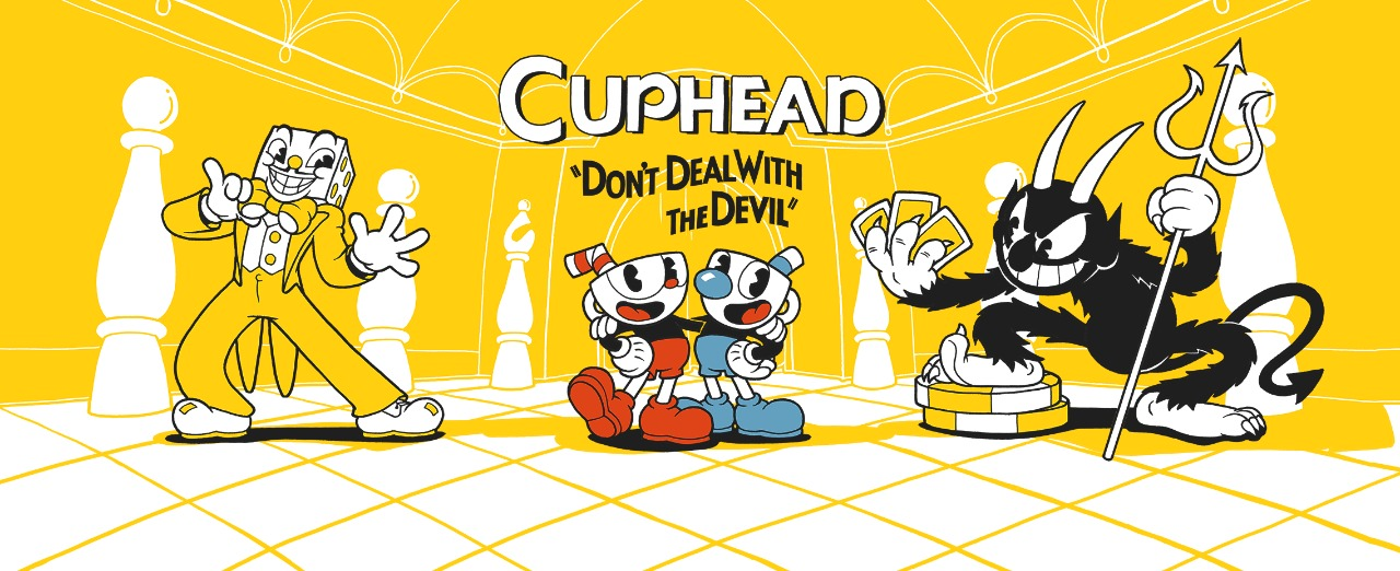 """Cuphead """"Don't Deal with the Devil"""""""
