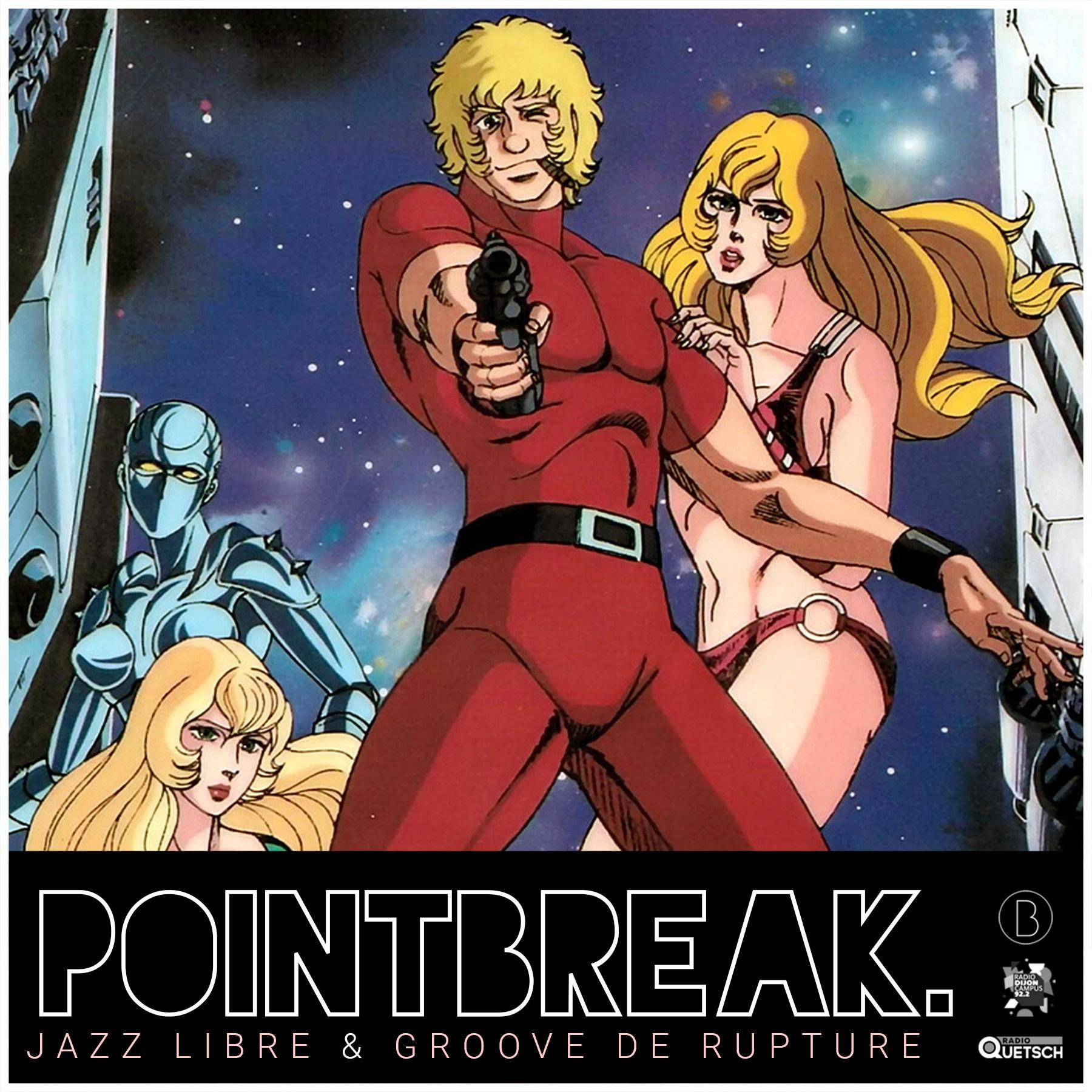 PointBreak, Radio Mix S03 E24
