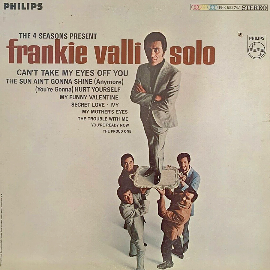 Can't Take My Eyes off You de Frankie Valli