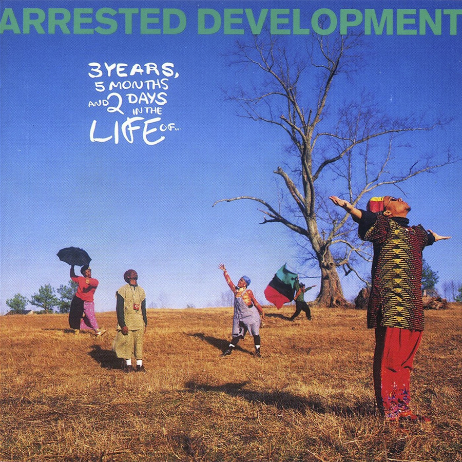 3 Years, 5 Months & 2 Days in the Life Of... d'Arrested Development