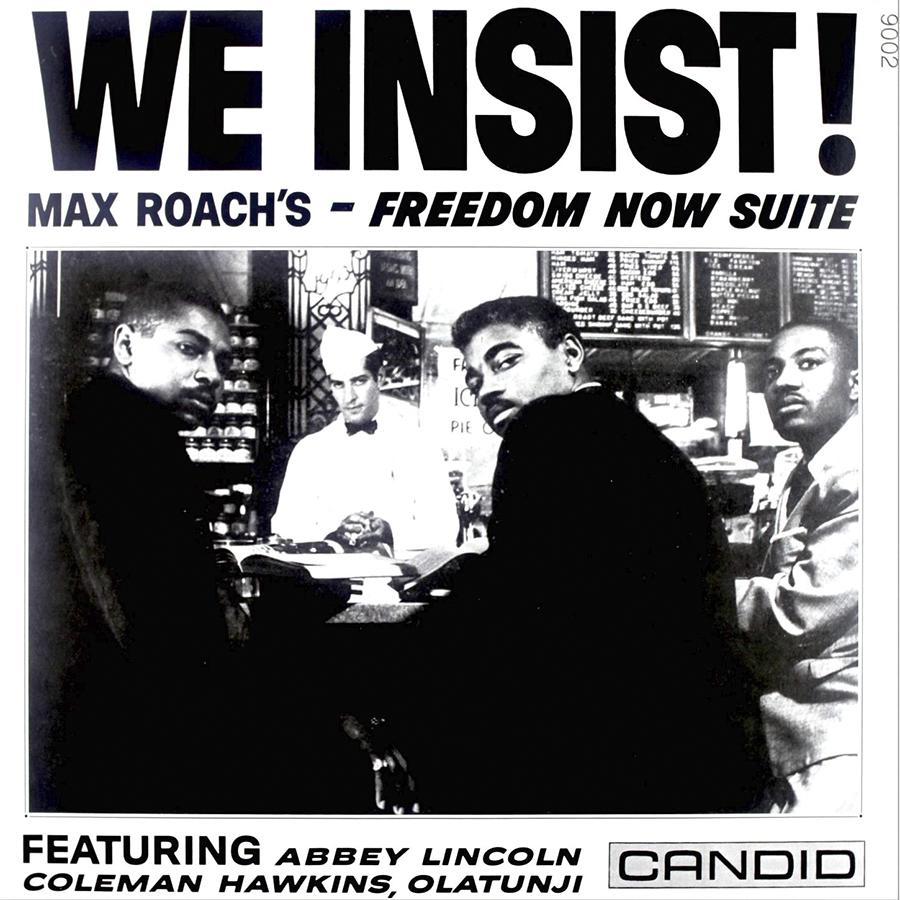We Insist! de Max Roach