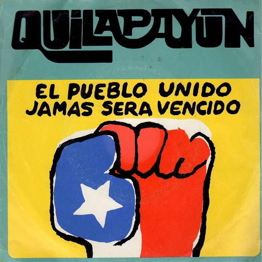 El pueblo unido jamás será vencido de Quilapayún