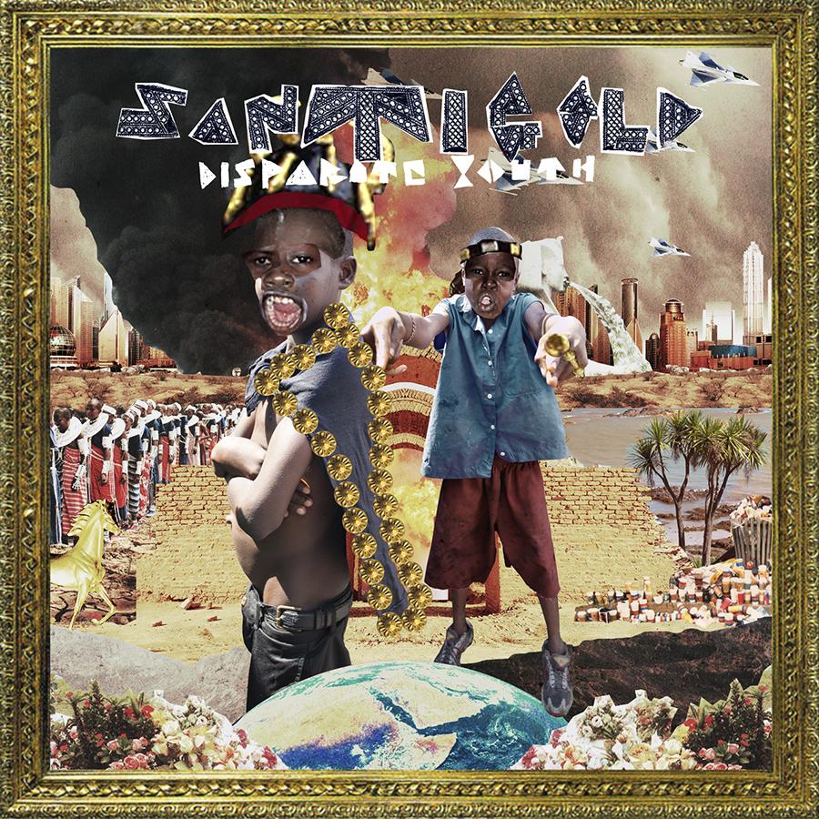 Disparate Youth de Santigold