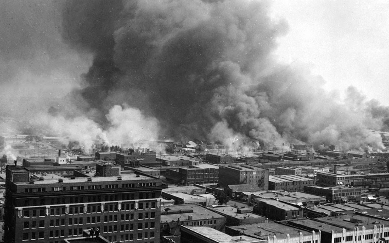 émeutes raciale de Tulsa en 1921