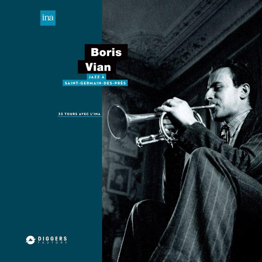 Jazz à Saint-Germain-des-Prés de Boris Vian