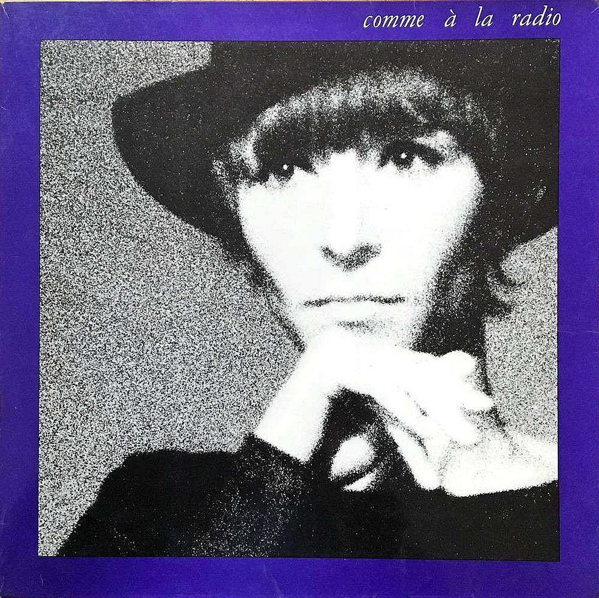 Comme à la radio, Brigitte Fontaine