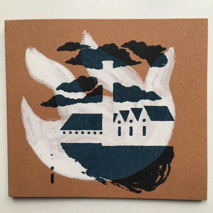 Pochette d'album iiii! de Julien Desailly