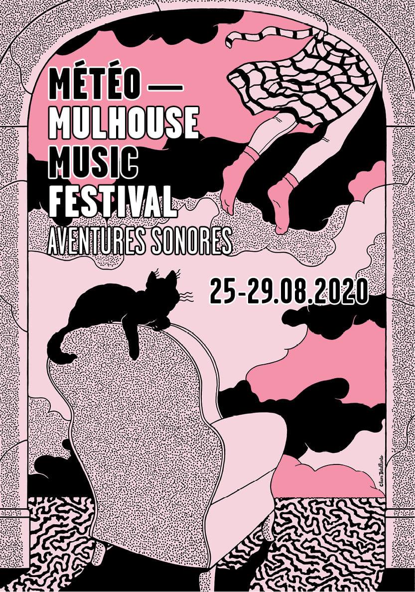 Affiche festival Météo 2020