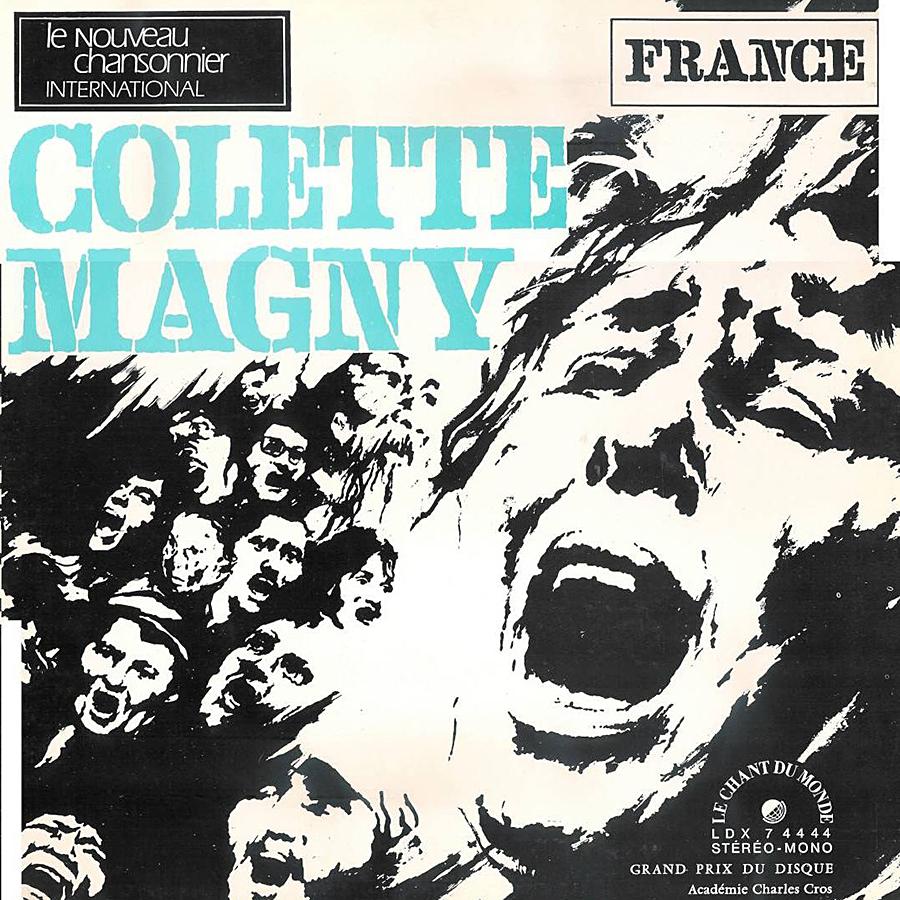 Feu et rythme de Colette Magny